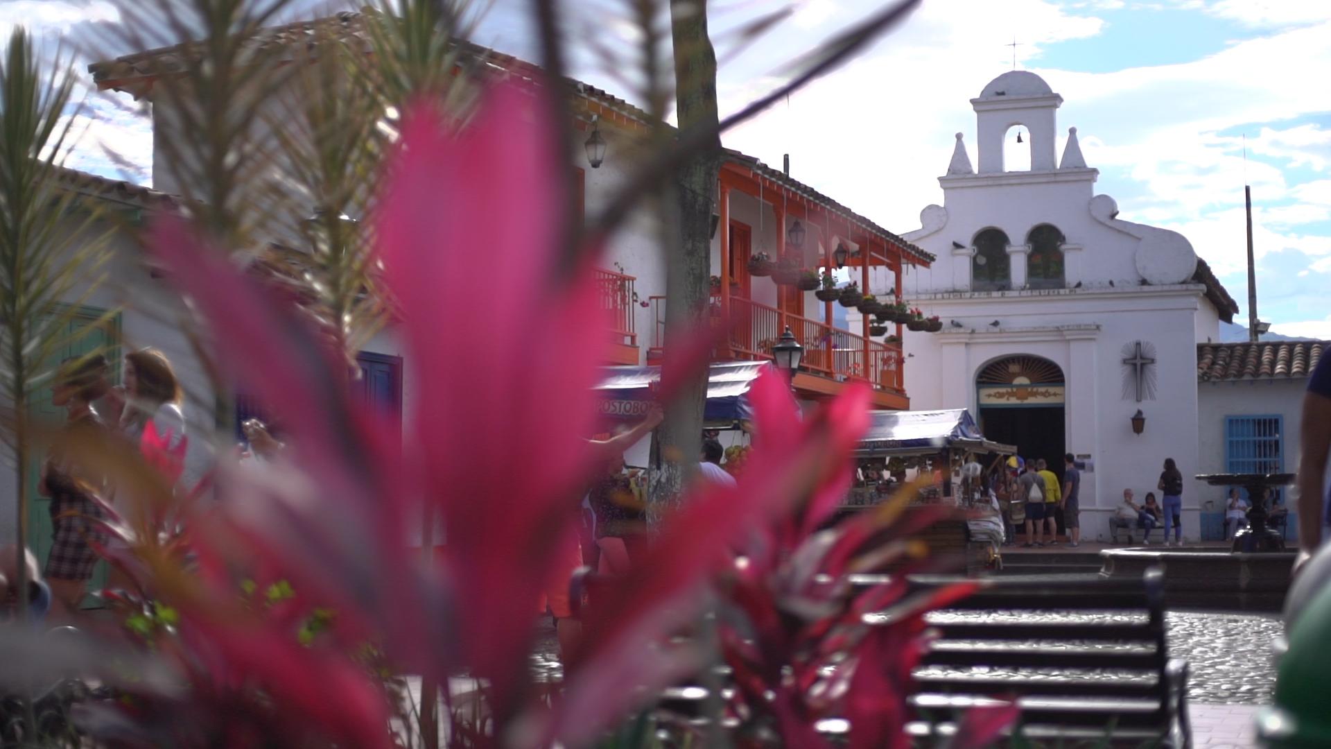 Monserrate in Bogota, a mix of magic and spirituality