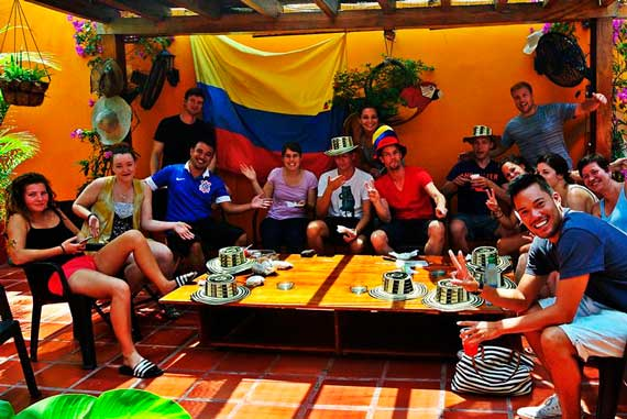 Students Cartagena